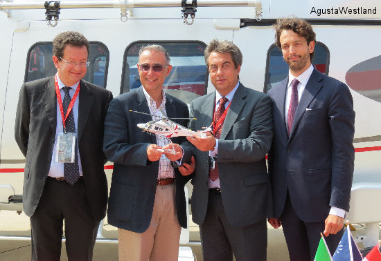 Kaan Air Signs For Two AW169s and Another AW139  For VIP Corporate Transport