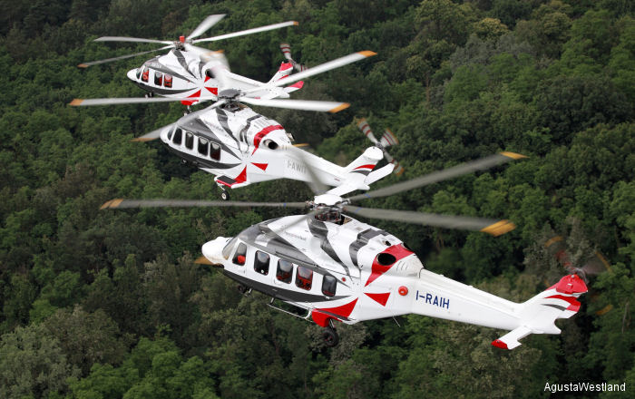 Bond Aviation Group & AgustaWestland Sign Framework Agreement for 15 Helicopters
