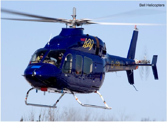 Bell Helicopter s 429 Receives Performance Boost