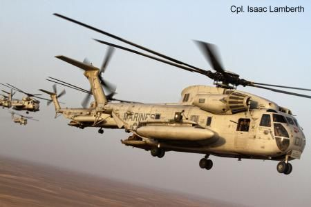 From Vietnam to Afghanistan - End of era for icon of Marine aviation