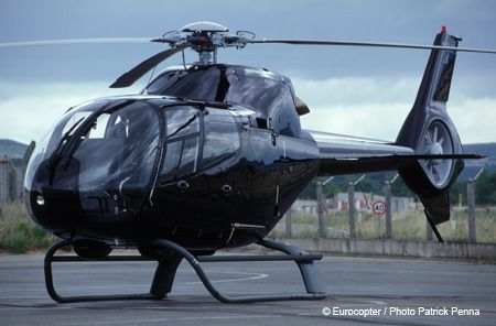 A weekend of discovery: Eurocopter showcases its EC120 for UK owners and operators of lightweight single-engine helicopters