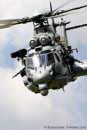 Eurocopter brings modern and combat proven EC725 helicopter to Poland MSPO International Defense Industry Exhibition