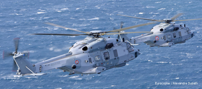 Eurocopter Naval and Maritime Helicopters to be showcased at 2012 Euronaval Exhibition