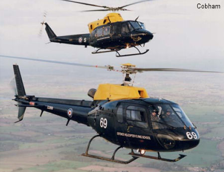 FB Heliservices Contract Award To Provide Helicopter Flying Training and Support Services to the UK Ministry of Defence