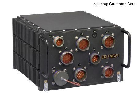 Northrop Grumman Awarded Contract by U.S. Navy to Provide Mission Computers for H-1 Helicopter Upgrades