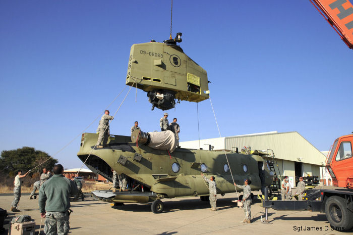 Hawaii National Guard deployed to The Republic of Botswana in Southern Africa to participate in joint exercise Southern Accord 12