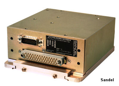 Sandel Primary Navigation Display and AHRS Chosen by Japan Ground Self Defense Force for Helicopter Fleet