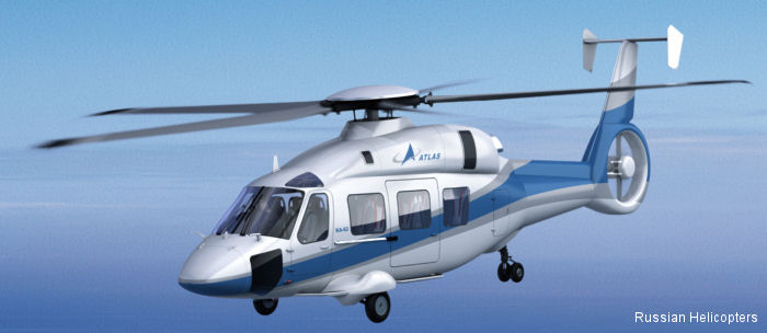 Russian Helicopters to deliver first Ka-62 exports to Brazil