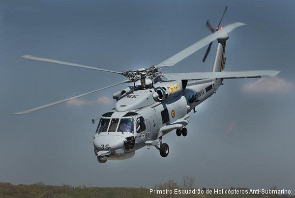 First two Marinha MH-16s arrived to Brazil