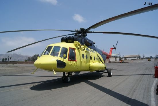 UTair Aviation receives three MI-171 helicopters