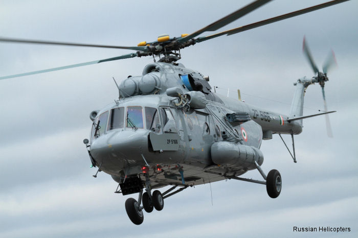Signed during the visit of Russian President Vladimir Putin to India on December 2012, the new agreement expands the Mi-17V-5 order of 2008