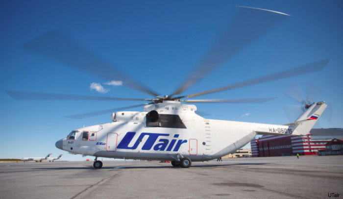 30 year anniversary of the first all female helicopter crew at Tyumen Civil Aviation, currently UTair. They set numerous world records for flight operations in the Mi-26.