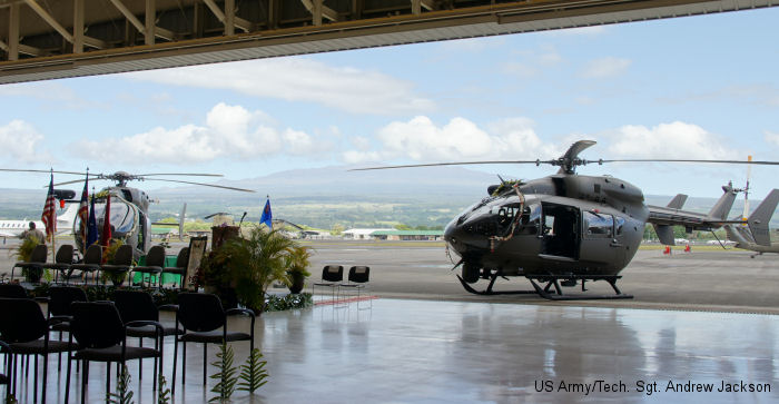 Hawaii Army National Guard dedicates new helicopters