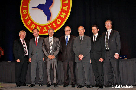 Eurocopter X3 Development Team wins Howard Hughes Award for Outstanding Improvement in Helicopter Technology