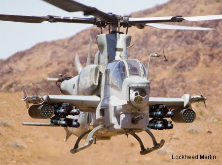 Lockheed Martin Receives $33 Million Production Contract for U.S. Marine Corps Targeting System
