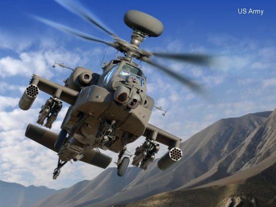 Army updates eyes of Apache helicopters