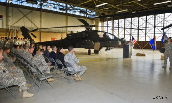 US Army 1-229th Attack Reconnaissance Battalion (ARB) from JB Lewis-McChord is the first unit to achieved Initial Operating Capability (IOC) with the AH-64E Apache variant