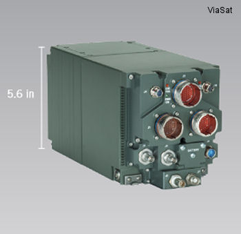 US Army Selects ViaSat to Supply Link 16 Small Tactical Terminals for Apache Helicopters