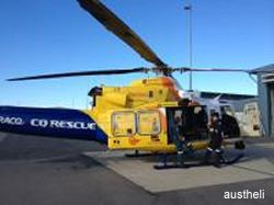 Australian Helicopters commences Central Queensland helicopter rescue contracts