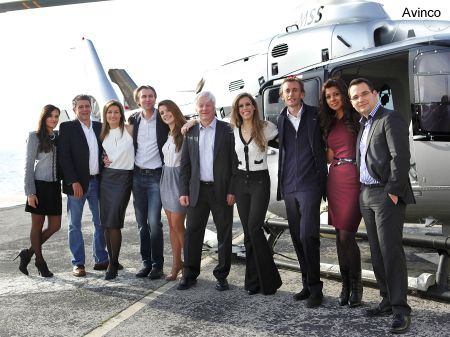 Avinco celebrates 10 years as pre-owned helicopter specialists