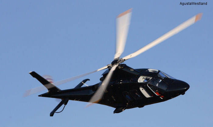 Brazilian State of San Paulo Orders A GrandNew Helicopter