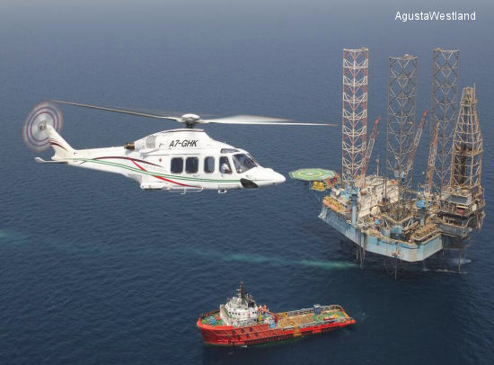 Gulf Helicopters AW139 Fleet Achieves 40,000 Hour Milestone
