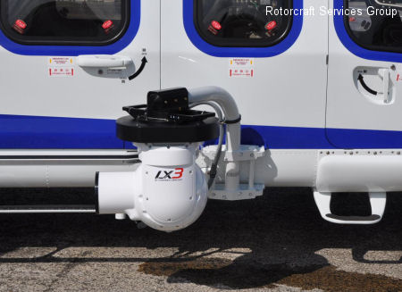 RSG Delivers Universal Gimbal Mount Design for the AgustaWestland AW139 Helicopter
