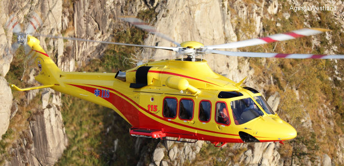Saudi Medevac to Be Equipped with AW139 Helicopters