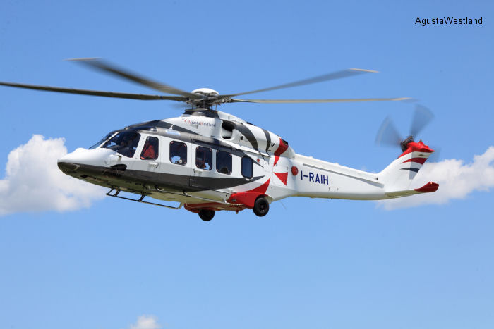 Dubai Air Wing Orders An AW189 For VIP Transport