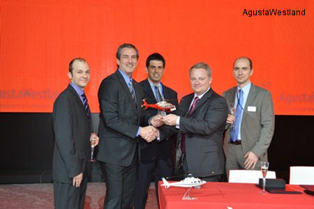 Chartright Executive Helicopters of Toronto, Canada, Appointed AgustaWestland Authorized Service Center