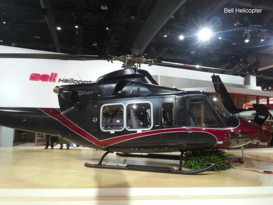 Bell Helicopter Introduces the Bell 412EPI: Boosts Performance and Reliability