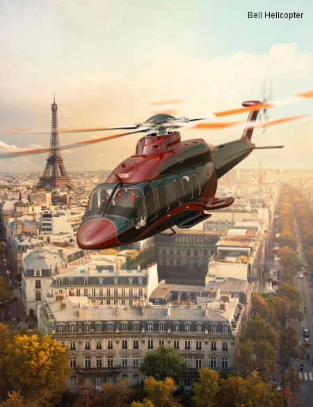 Bell Helicopter to Showcase Continued Momentum for Customers at 2013 Paris Air Show
