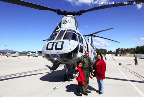 The final eight: last CH-46 crew chiefs graduate