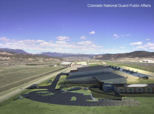 Colorado Army National Guard to open new $39 million aviation training facility