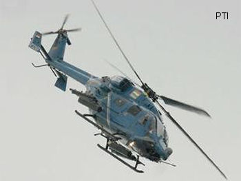 Helicopter Dhruv clocks 100,000 flying hours