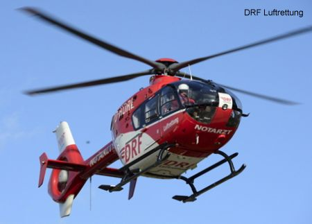DRF Air Rescue: 40 anniversary for the red-white air savior