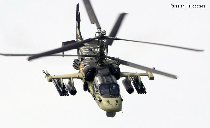 Russian Helicopters to showcase new commercial and military helicopters at Dubai Airshow 2013