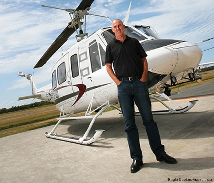 Eagle Copters Australasia sets up new base at Coffs Harbour