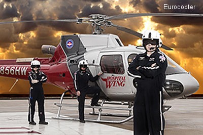 Hospital Wing Purchases American Eurocopter EC130 B4