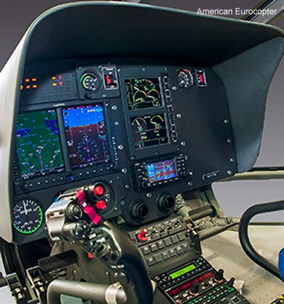 American Eurocopter delivers first EC130 T2s equipped with Garmin G500H glass cockpit to Blue Hawaiian Helicopters
