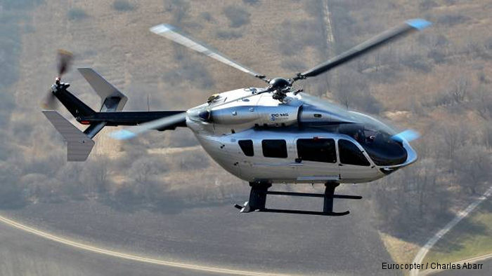 Henan New Continental Business Aviation of China orders VIP variants of EC145 and AS.350B3e