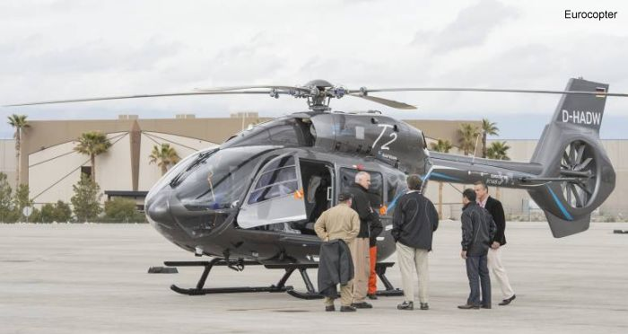 EC145 T2 Demos in the U.S.
