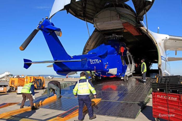 The EC175 U.S. Demo Tour Comes to an End