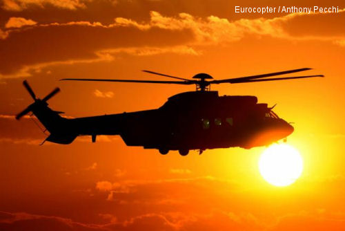 Eurocopter EC225 helicopters to resume their full mission operability worldwide