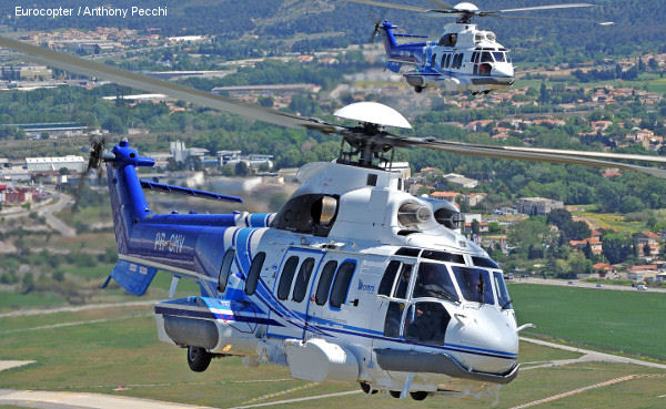 Brazil resumes EC225 operations, marking the return to service of all operators worldwide with the Eurocopter helicopter