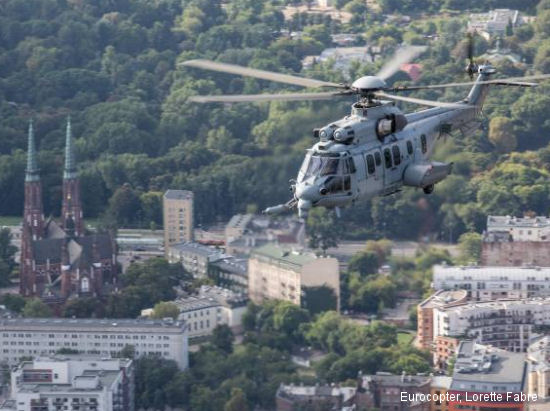 Eurocopter and Poland: Meeting the country multi-role military helicopter requirements and supporting its industrial supply chain on a global scale