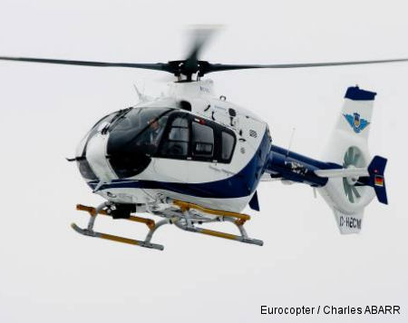 Eurocopter capability to meet Chinese rotorcraft market needs will be demonstrated at the China Helicopter Exposition