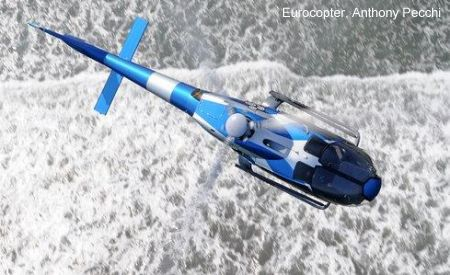 Eurocopter UK reinforces its British private/VIP market leadership with the delivery of three AS350 and EC120 helicopters