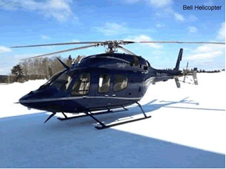 Bell Helicopter Expands its Presence in Russia