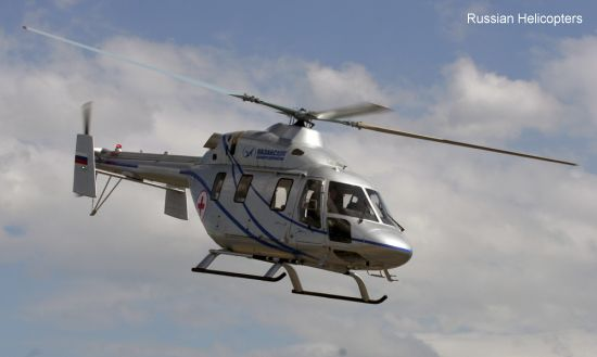 Russian Helicopters to present current line-up of civilian and military helicopters at HeliRussia 2013